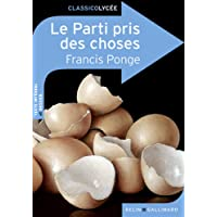 Livres Le Parti pris des choses PDF