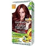 Garnier Color Naturals, Shade 6.60, Intense Red