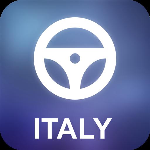 Italia Offline Navigation