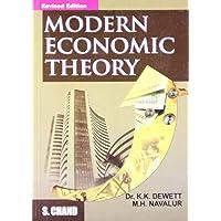 Modern Economic Theory