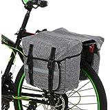 Lixada Fietstas, bagagedrager, fietstas, 11,8 x 10,2 x 5,5 inch