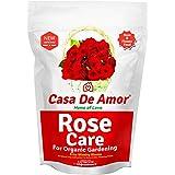 Casa De Amor Rose Care Special Organic Essential Fertilizer for Rose Plants-2 KG