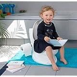 TOY-LET mini-WC per bambini. Aiuta a imparare l'utilizzo del vasino e ad apprendere l'igiene a imitazione dei grandi
