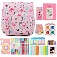 Funnideer 15 in 1 Accessories Bundles for Fujifilm Instax Camera Mini 9 8+ 8 Case/Color Filters/Selfie Lens/Book Stand…