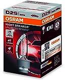 Osram XENARC NIGHT BREAKER UNLIMITED D2S HID Xenon-Brenner, Entladungslampe, 66240XNB, Faltschachtel (1 Stück)