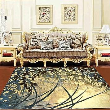 Amazonde Wohnzimmerteppich Abstrakt Trkisches Schlafzimmer Teppich Wohnzimmer Sofa