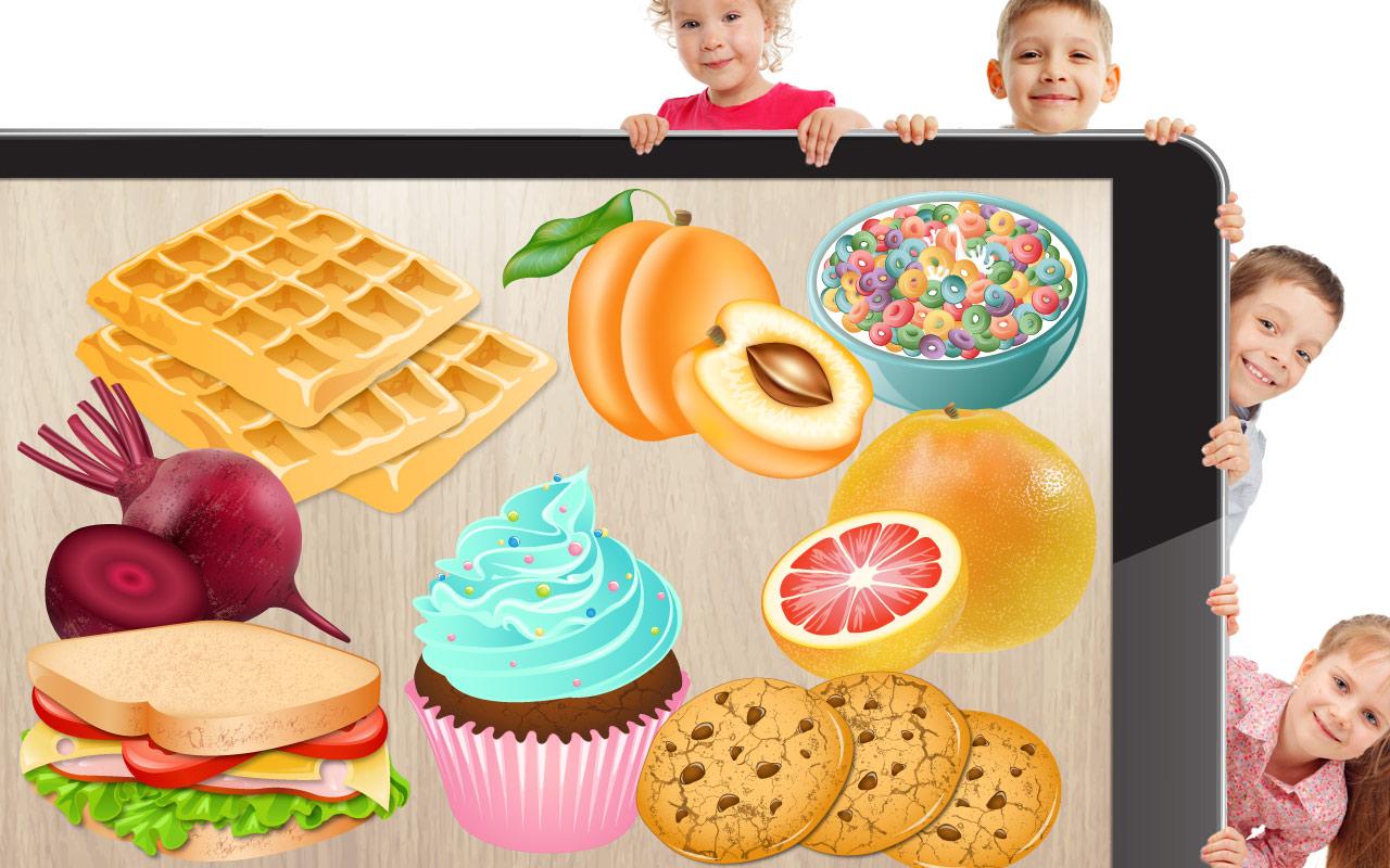 essen puzzle spiel f r kinder kostenlos spa lernspielzeug f r kleinkinder lernen obst und. Black Bedroom Furniture Sets. Home Design Ideas