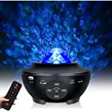 LED Star Light Projector, Tanbaby Sky Light Projecter Night Light Projector, Remote Control LED Nebula Cloud Music…