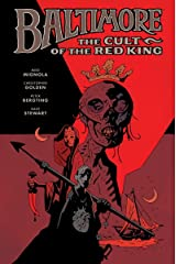 Baltimore Volume 6 : The Cult of the Red King (Baltimore (Hardcover)) Hardcover