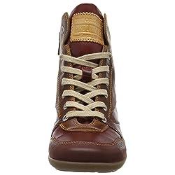 Pikolinos Lisboa W67_i17 Zapatillas Altas para Mujer Rojo Arcilla 37 EU