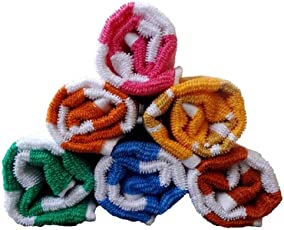 S4S Cabana Cotton Hand Towel (Pack of 6)