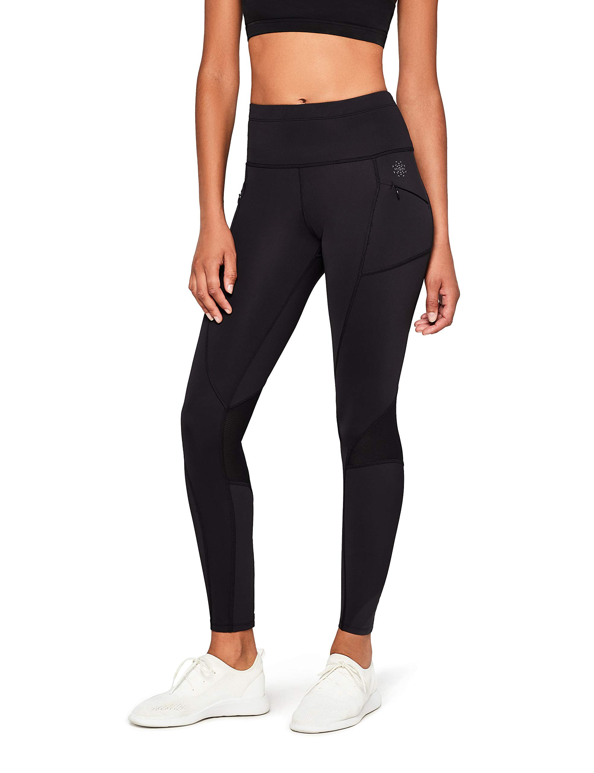 71Yf8ttz1zL - Amazon Brand - AURIQUE Women's Thermal Running Sports Leggings