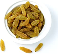 Berries And Nuts Dried Indian Green Raisins, 500g