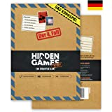 Hidden Games Tatort Krimispiel Fall 4 – En vajerrep – Escape Room Spiel (tysk utgåva)