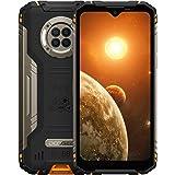 DOOGEE S96 Pro 8GB RAM + 128GB ROM, Smartphone 4G, Cámara Cuádruple 48MP, Visión Nocturna + Frontal 16MP, 6350mAh Movil Andro