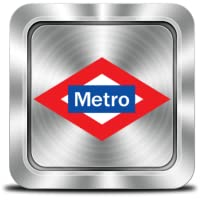 Madrid Metro Map