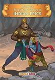Indian Epics (Illustrated) - Stories from Indian Mythology for kids - Krishna, Mahabharata