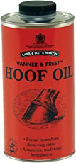Huföl HOOF OIL, schwarz, 500