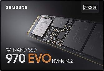 Samsung MZ-V7E500BW 970 EVO Interne SSD, 500GB