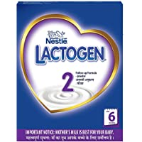 Nestle LACTOGEN 2 Follow-Up Formula Powder - After 6 months, Stage 2, 400g BIB Pack