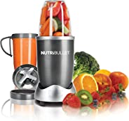 Nutribullet 600 Watts, 8 Piece Set, Multi-Function High Speed Blender, Mixer System with Nutrient Extractor, Smoothie Maker,