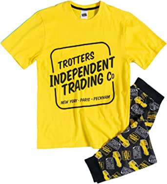 Mens Only Fools And Horses Pyjamas Pjs PJ Size Medium Nightwear Pajama Gift Trotters Independent Trading Co