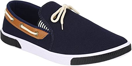 Birde Men's Canvas Loafers