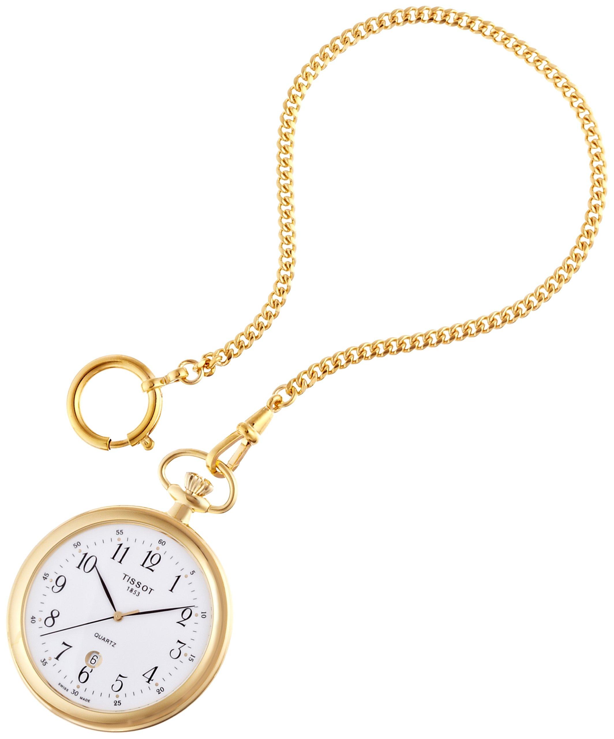 Tissot T82455012 – Reloj analógico de caballero de cuarzo