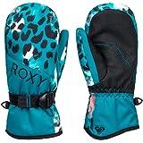 Roxy Jetty - Snowboard/Esquí Manoplas para Niñas 8-16 ERGHN03025