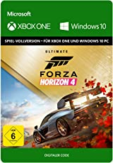 Forza Horizon 4 - Ultimate Edition| Xbox One/Win 10 PC - Download Code