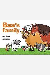 Baa's Family (Baa Books) Board book