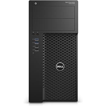 DELL Precision T3620 3,5 GHz Intel® Xeon® E3 v5 E3-1240V5