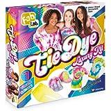 FabLab FL104 Tie Dye Kit Deluxe, Multi