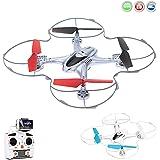 MJX X300C -  6- Axis RC FPVQuadcopter Drohne mit 0.3 MP WiFi Kamera (live Video Broadcast)