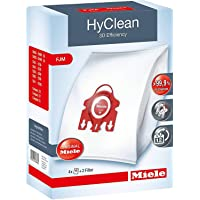 Miele HyClean 3D Efficiency FJM Lot de 4 Sacs Aspirateur