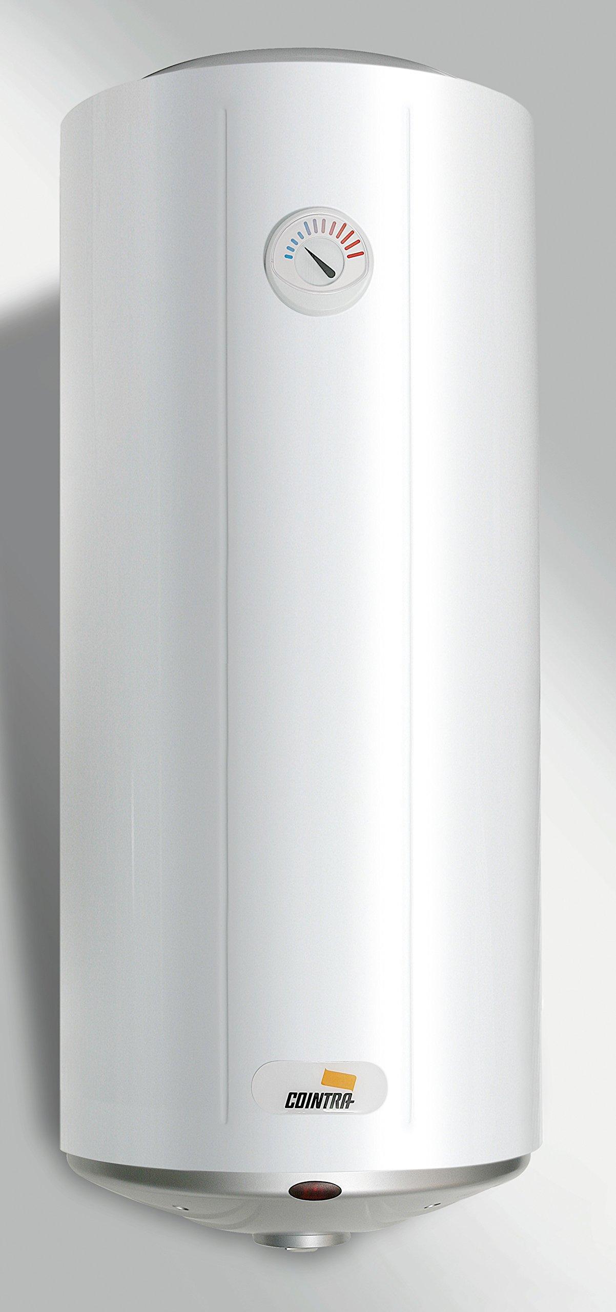 Cointra TB-80 Depósito (almacenamiento de agua) Sistema de calentador único Vertical Plata – Hervidor de agua (Vertical…