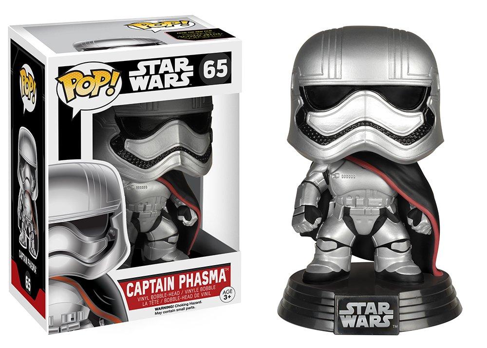 Funko Pop Capitán Phasma (Star Wars 65) Funko Pop Star Wars