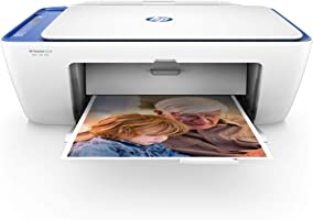 HP DeskJet 2630 Multifunktionsdrucker (Instant Ink, Drucker, Scanner, Kopierer, WLAN, Airprint) mit 2 Probemonaten HP...