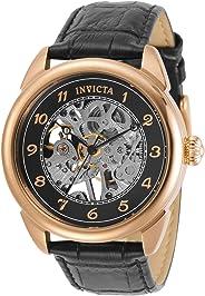 Invicta Men's Specialty Mechanical Watch, Black, 31309