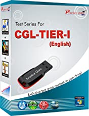 Pen Drive for CGL Tier I (English)