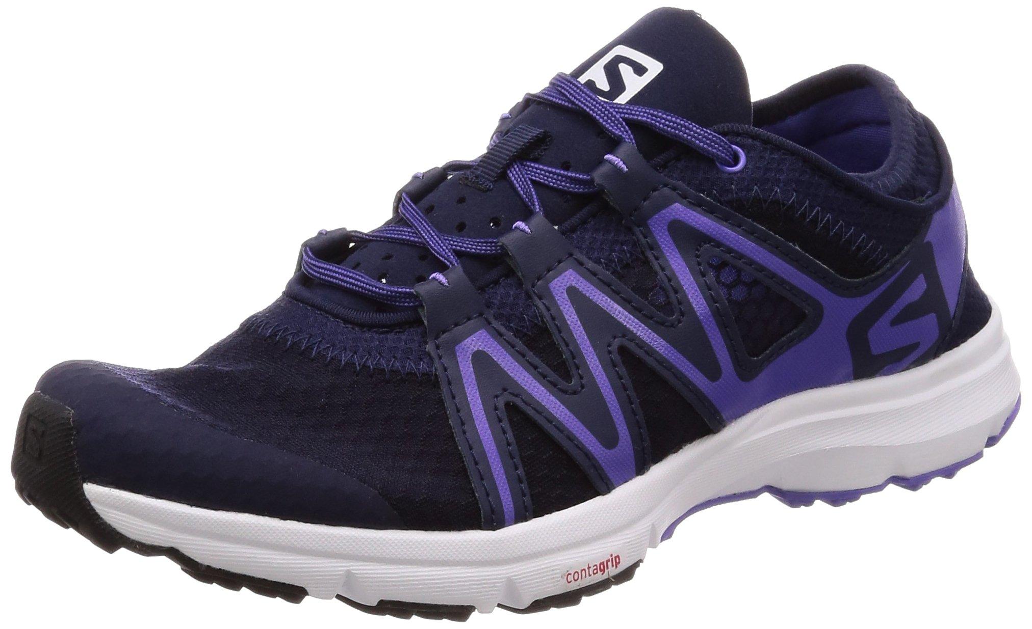 71YoPtSwtTL - SALOMON Women's Crossamphibian Swift W Low Rise Hiking Boots