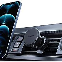 AUKEY Porta Cellulare da Auto Super Forte Magnetico Supporto Auto Smartphone Clip Aggiornata per Bocchette dell'Aria…
