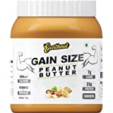 Earthnut Gain Size Smooth Peanut Butter 1kg (Sweetened) (No Hydrogenated/Palm Oil) (Smooth)
