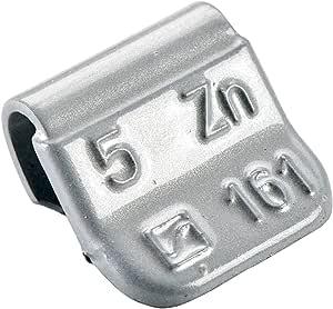100x Wuchtgewicht Stahlfelgen 5g Hofmann Power Weight Auswuchtgewichte Schlaggewichte Stahlfelgen Reifenwechsel Auto Auto