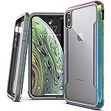 Apple iPhone XS Max 6.5 inches X-Doria Defense Shield Case Cover - Iridescent