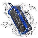Poweradd Bluetooth Speaker, MusicFly 36W Wireless Speaker Bluetooth 4.2 with 4 Driver, 24 Hours Playtime IPX7 Waterproof...