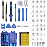 YINSAN 119 en 1 Juego de Destornilladores de Precisión con Magnetizador, Kit de Herramientas de Reparación de Bricolaje Profe