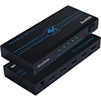 Acelink 4K HDMI Splitter Ultra HD 1 Entrata 4 Uscita HDMI Splitter - 3D / HDCP/HDMI 1.4