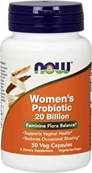 NOW Foods NOW Foods Women's Probiotic 20 Billion 50's vcaps