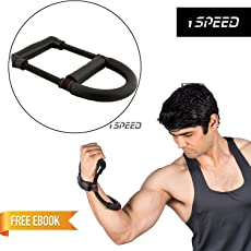 Premium Power Wrist Strengthener for Forearm Exerciser with Free E-Book